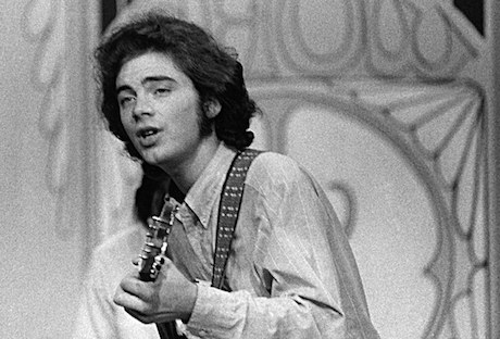 ROKY ERICKSON B&W photo
