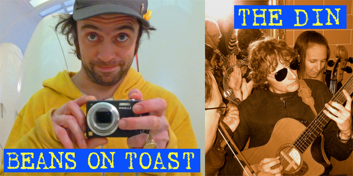 Beans On Toast & The Din photo