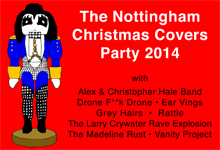 Christmas Covers Party