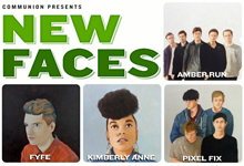 New Faces Tour: feat. Amber Run