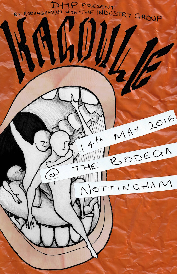 Kagoule poster image