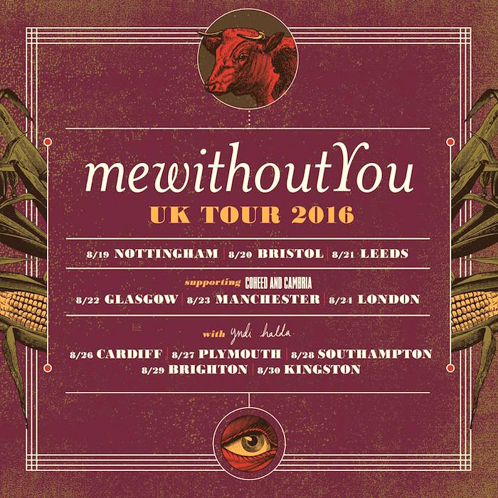 mewithoutYou poster image