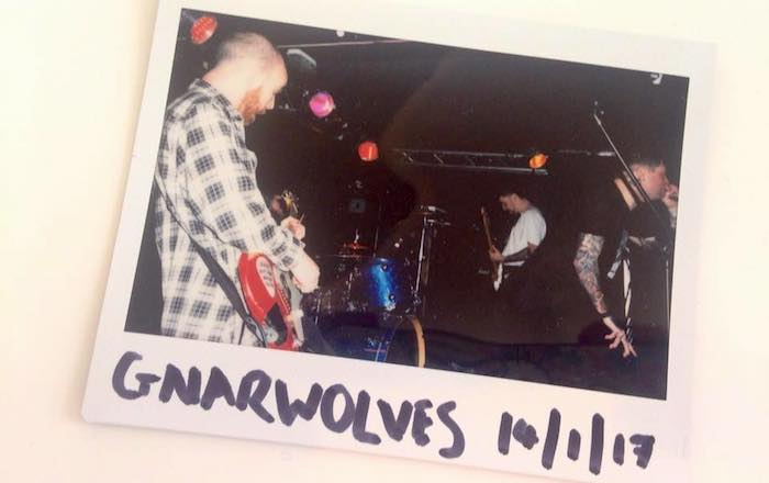 GNARWOLVES live photo