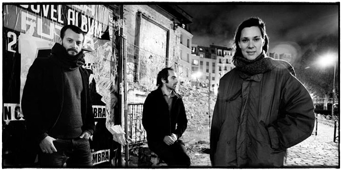 LAEITIA SADIER B&W photo