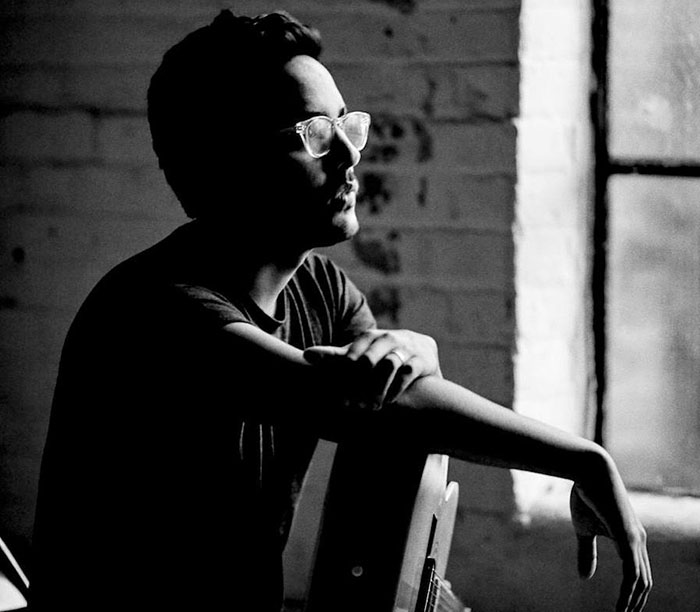 Luke Sital Singh B&W photo