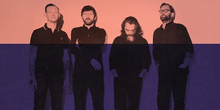 MINUS THE BEAR promo photo