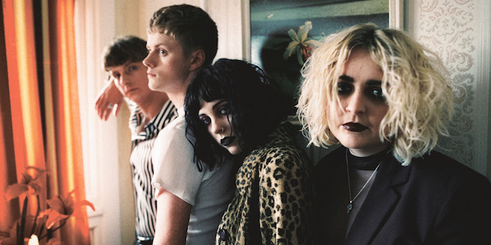 PALE WAVES promo photo