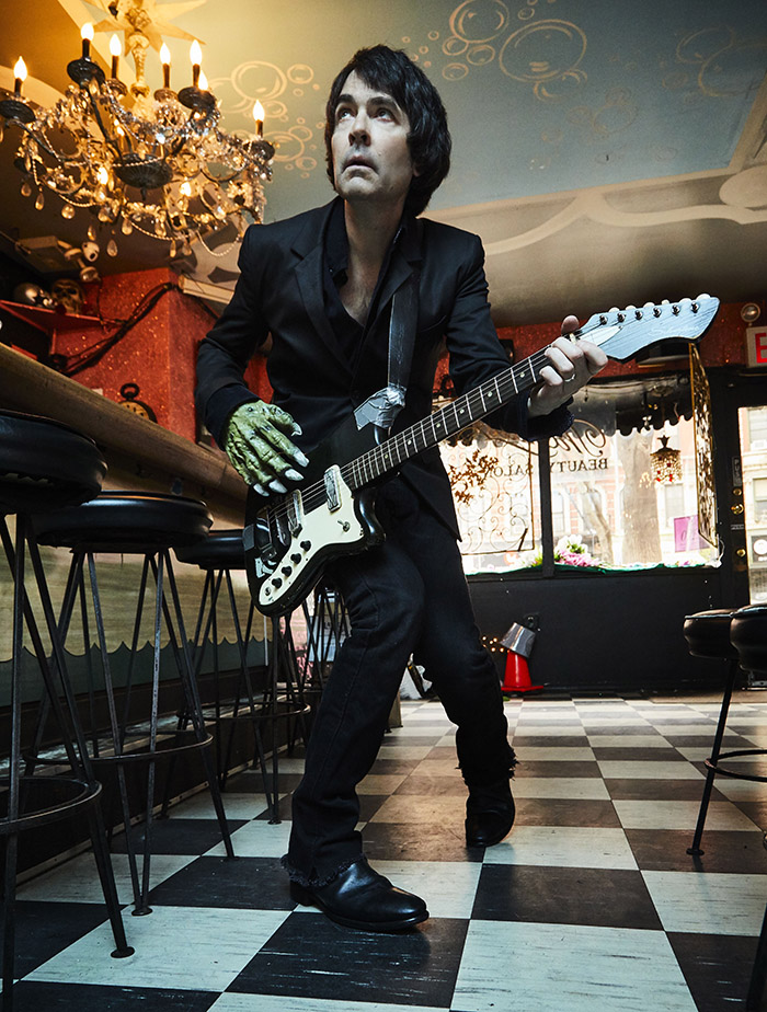 JON SPENCER photo by Michael Lavine