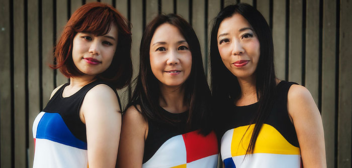 SHONEN KNIFE promo photo