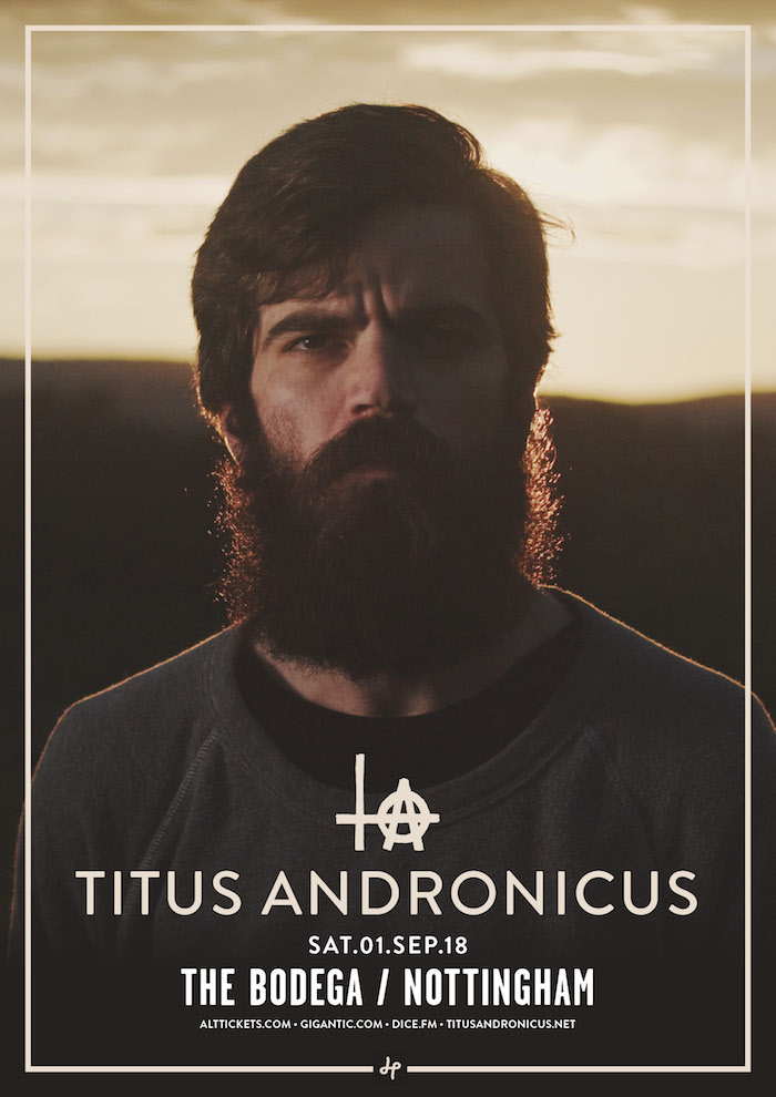TITUS ANDRONICUS poster image