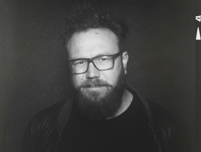 BEN OTTWELL B&W promo photo