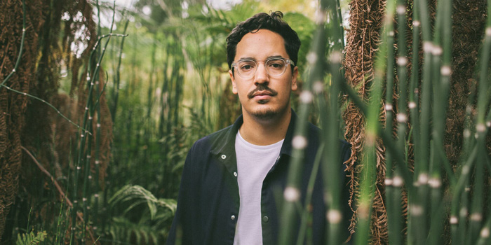 LUKE SITAL-SINGH promo photo