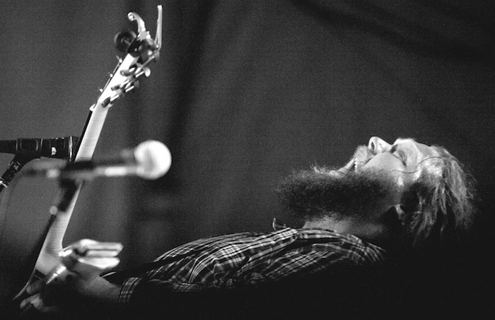 MATT ANDERSEN B&W live photo