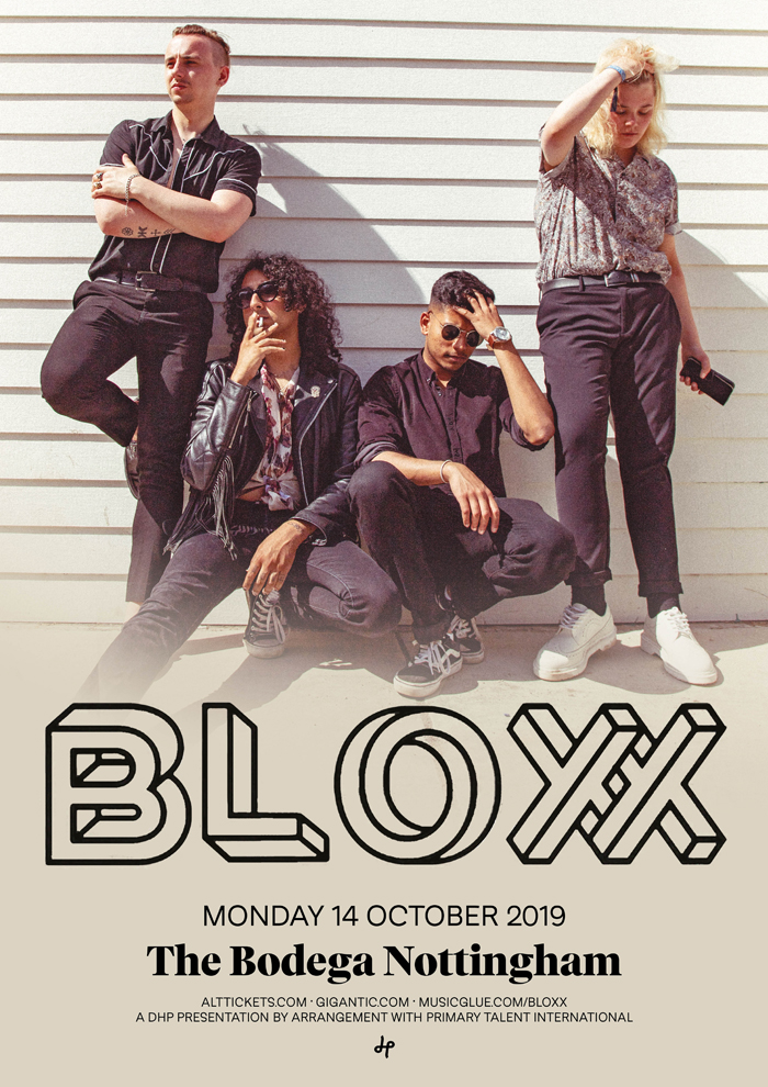 BLOXX poster image