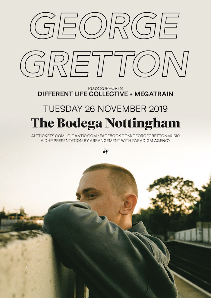 GEORGE GRETTON poster image