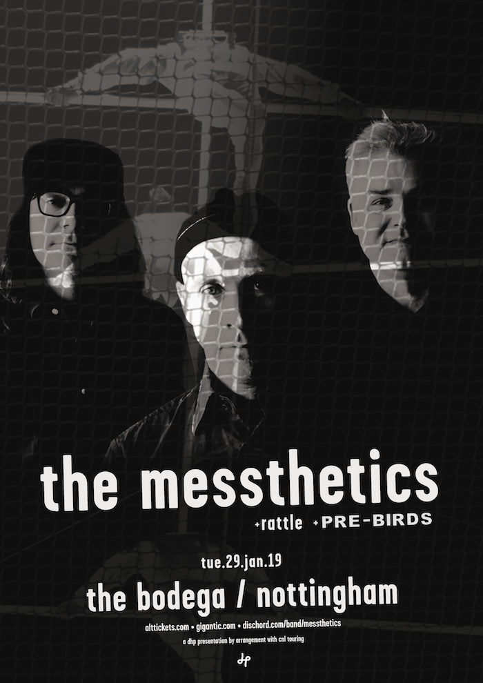 MESSTHETICS gig poster image