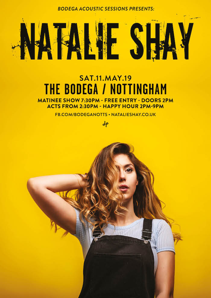 NATALIE SHAY poster image