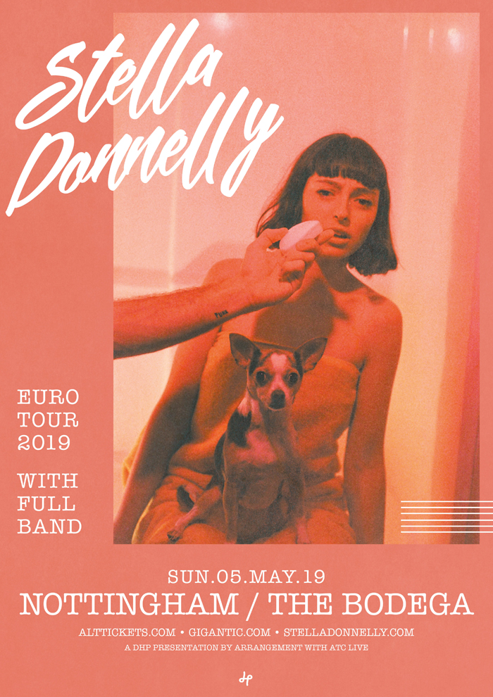 STELLA DONNELLY poster image