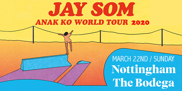 JAY SOM live at The Bodega, please double click for more information