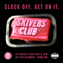 SKIVER's CLUB calendar image & link to more information